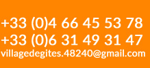 liens vers page contact